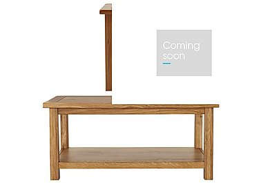 Arlington Coffee Table and Lamp Table in  on FV