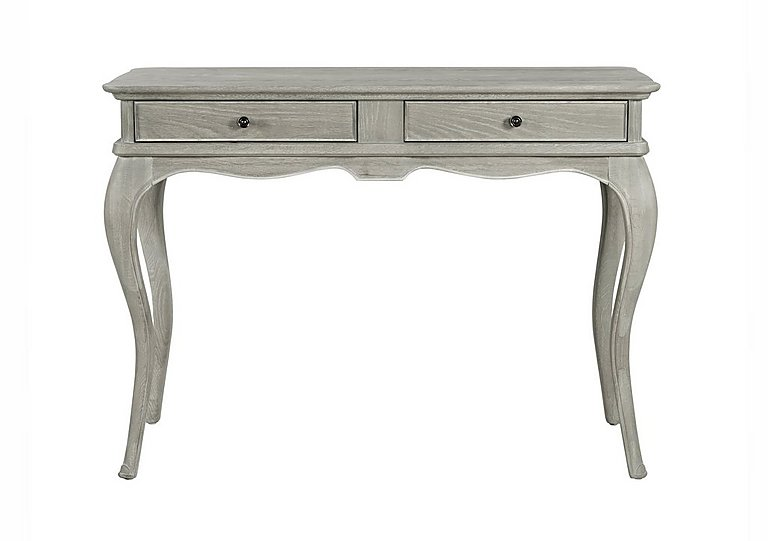 Camille Oak Dressing Table