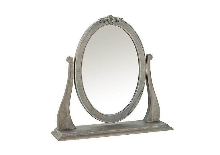 Camille Dressing Table Mirror in  on FV