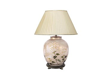 Chrysanthemum Table Lamp in  on FV