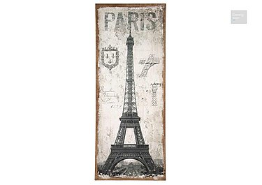 Paris Oblong Wall Canvas  in {$variationvalue}  on FV