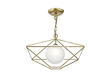 Cleo Ceiling Light in  on Furniture Village