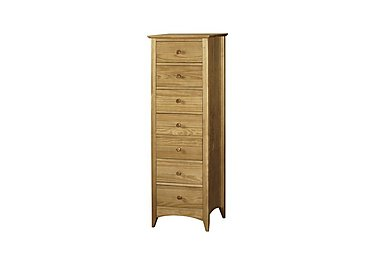 Chilton Pine Tall Chest in  on FV