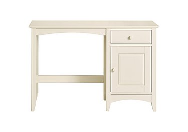 Chilton Stone White Dressing Table in  on Furniture Village