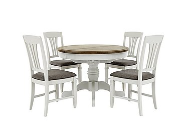 Cobham Round Table and 4 Chairs