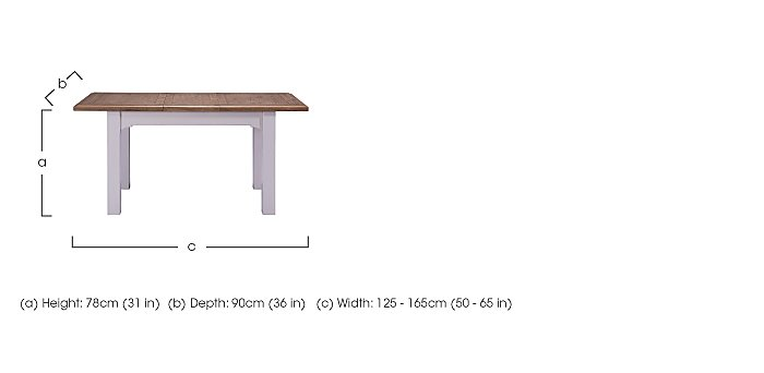 Cobham Extending Dining Table in  on FV