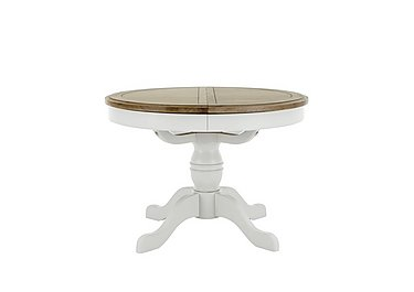 Cobham Round Extending Table in  on Furniture Village