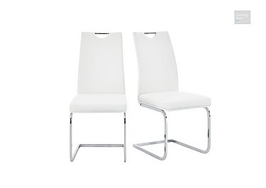 Cosmo Pair of Dining Chairs  in {$variationvalue}  on FV