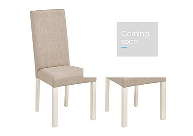 Compton Pair of Upholstered Dining Chairs in  on FV