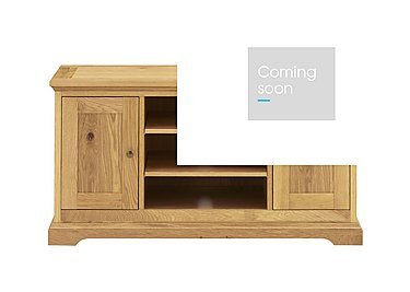 Compton Oak Entertainment Unit in  on FV