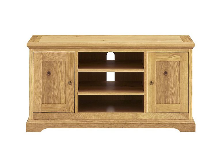 Compton Oak Entertainment Unit