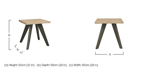 Cavendish Lamp table
