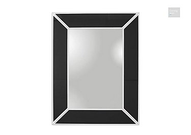 Decor Black Glass Mirror  in {$variationvalue}  on FV