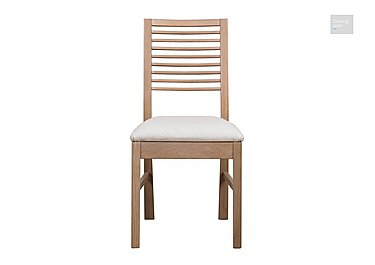 Dixon White Washed Oak Dining Chair  in {$variationvalue}  on FV