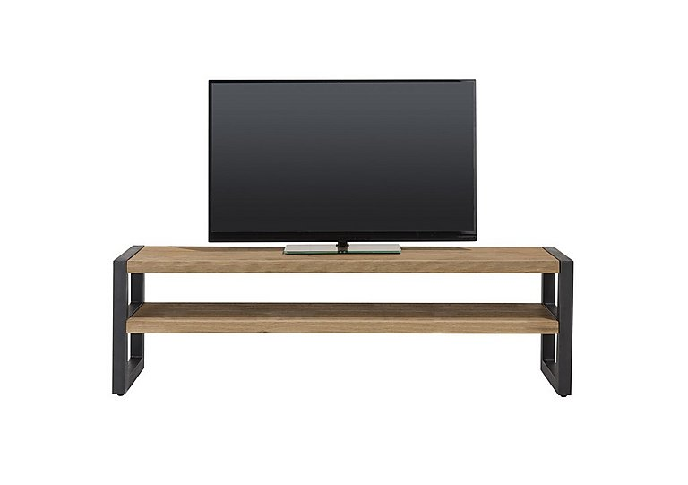 Detroit TV Stand 1 Shelf