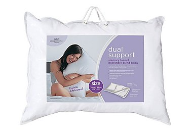 Dual Support Pillow