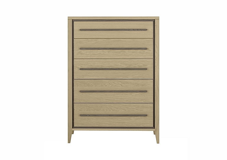 Durrell 5 Drawer Chest in  on FV