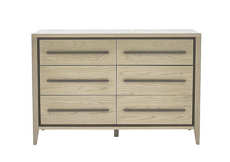 Durrell 6 Drawer Chest