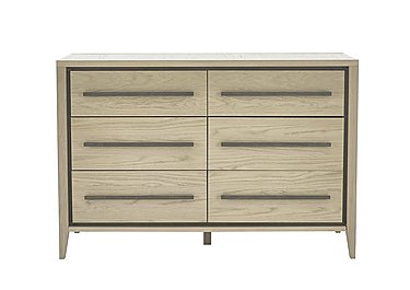 Durrell 6 Drawer Chest in  on FV