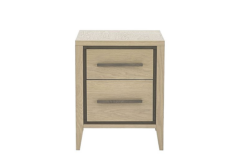 Durrell 2 Drawer Night stand in  on FV