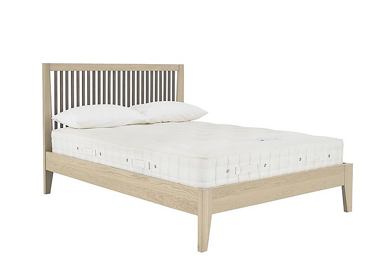 Durrell double bed frame furniture village for Furniture village beds