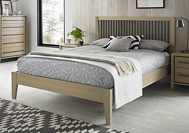 Durrell Kingsize Bed Frame in  on FV