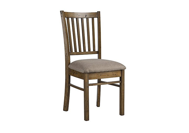 Eco Dining Chair with Fabric Seat