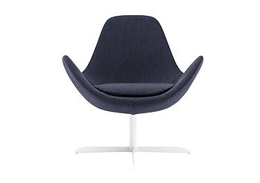 Electa Fabric Armchair in  on Furniture Village