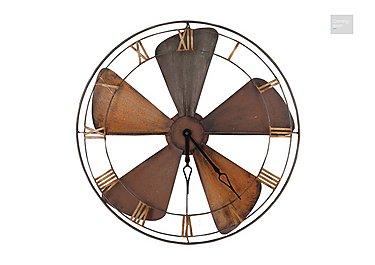 Fan Wall Clock  in {$variationvalue}  on FV