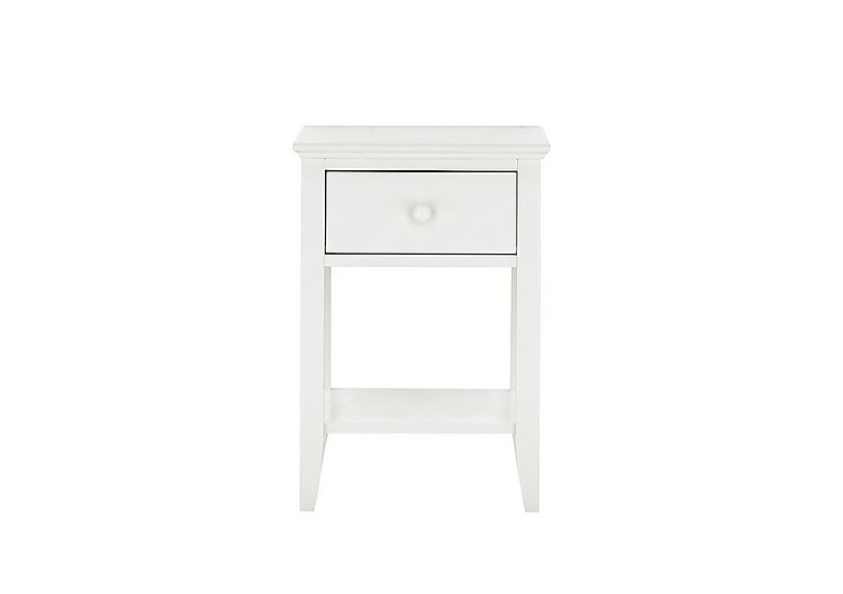 Faye 1 Drawer Bedside Table