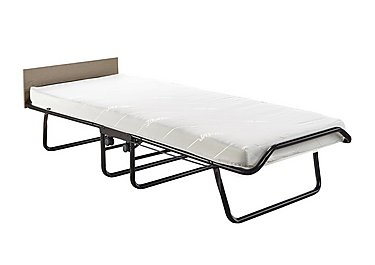 JAY-BE® Luxury Folding Bed with Airflow Fibre Mattress in  on FV