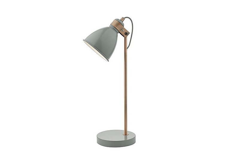 Frankie Table Lamp in  on Furniture Village