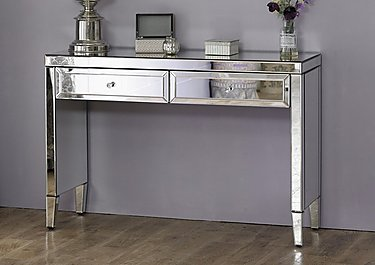 Francesca 2 Drawer Dressing Table in  on FV
