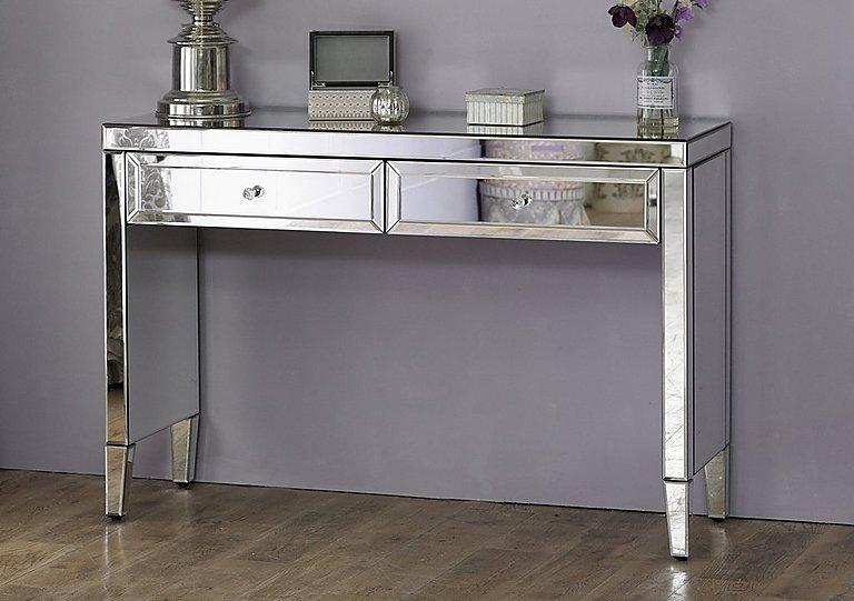 Francesca 2 Drawer Dressing Table in  on FV