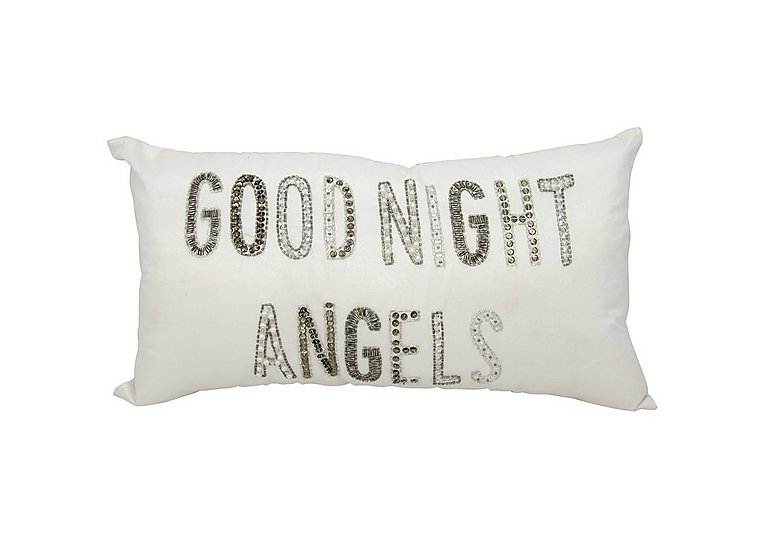 Goodnight Angels Cushion in  on FV