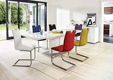 Grande Small Extending Table in  on Furniture Village
