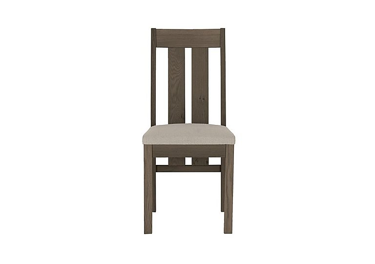 Havana pair of slatted dining chairs for 399 home garden furniture deals Home bargains furniture uk