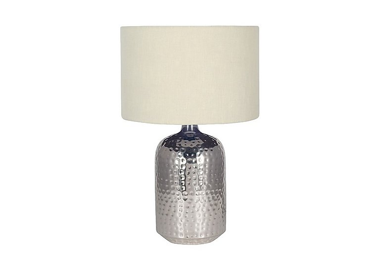 Hammer Table Lamp in  on FV