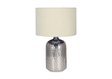 Hammer Table Lamp in  on Furniture Village