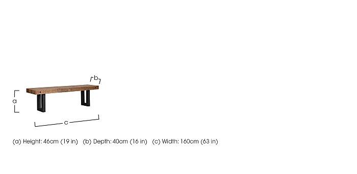 Hoxton Bench  in {$variationvalue}  on FV
