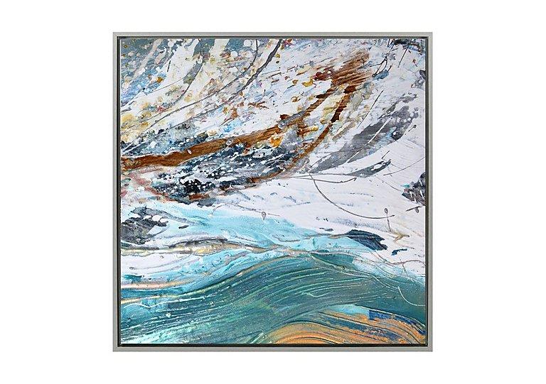 Image of High Tide II Framed Canvas