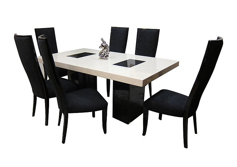 Hyatt Dining Table with 4 Chairs