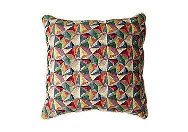 Kaleidoscope Cushion in  on Furniture Village