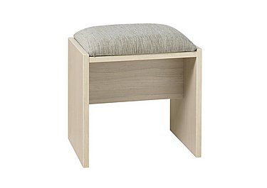 Kingsley Bedroom Stool in  on FV