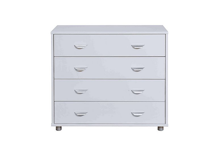 Kool 4 Drawer Chest  in {$variationvalue}  on FV