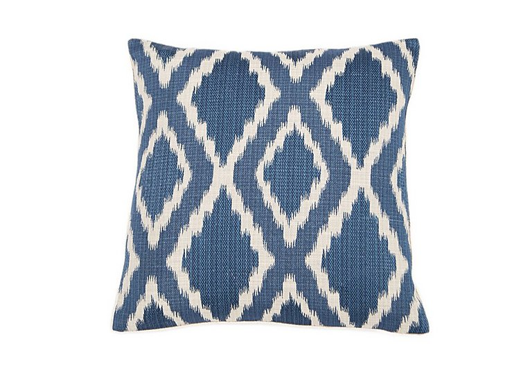 Libra Indigo Cushion
