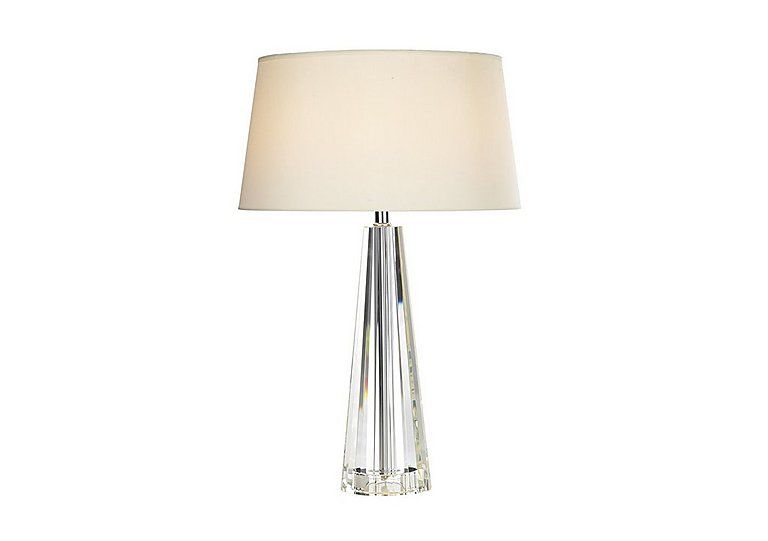 Lila Table Lamp in  on Furniture Village