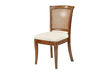 Lille Cane Dining Chair in  on Furniture Village