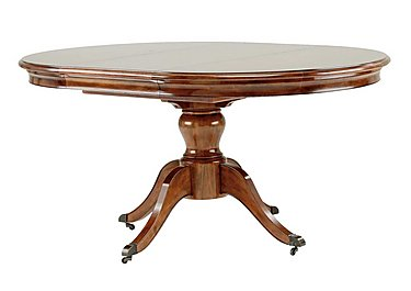 Lille Round Extending Dining Table