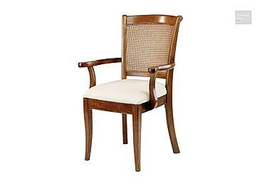 Lille Cane Carver Chair  in {$variationvalue}  on FV